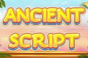 Ancient Script