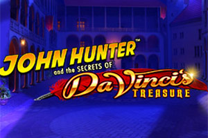 John Hunter and the Secrets Of Davinci's Treasure